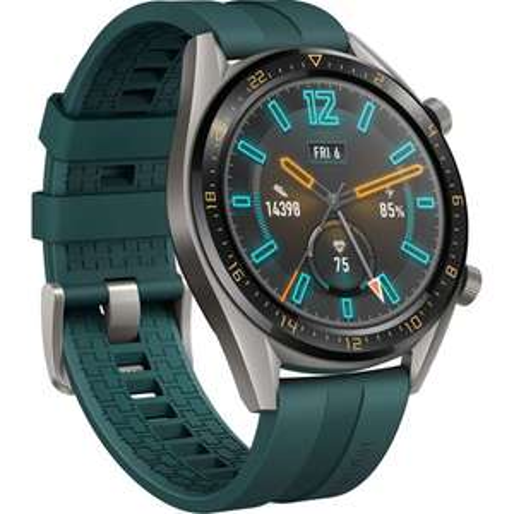 Montre connectée Huawei Watch GT Active - 46mm, Vert