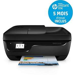 Imprimante HP OfficeJet 3835 + 5 mois Instant Ink offerts