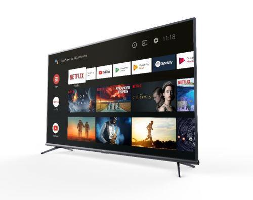 """[Adhérents] TV 55"""" TCL 55EP660 - 4K UHD, Dalle VA, Android TV, 3 HDMI, Bluetooth (Via ODR de 70€)"""