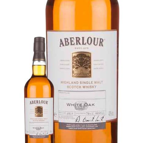 2 Bouteille de Whisky Aberlour White Oak 10 ans - 70cl