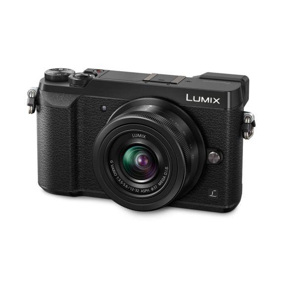 Pack Panasonic : Appareil photo hybride Panasonic Lumix GX80 (16Mp, Wi-fi, Vidéo 4K) + Objectif 12-32 mm (352€ avec le code BFSTART12)