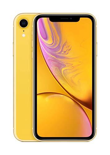 """Smartphone 6.1"""" Apple iPhone XR - 128 Go, Jaune"""