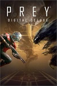 [GOLD] Prey : Digital Deluxe Edition : Jeu + DLC Mooncrash sur Xbox One (Dématérialisé)