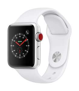 Montre Connectée Apple Watch Series 3 (GPS + Cellular) - 38 mm