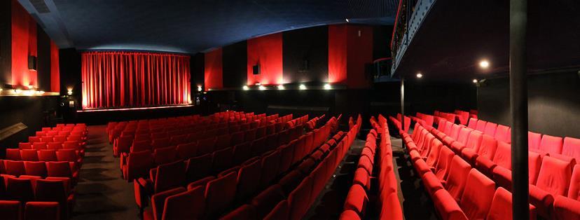 Fauteuil de cinéma gratuit - Rambouillet (78)