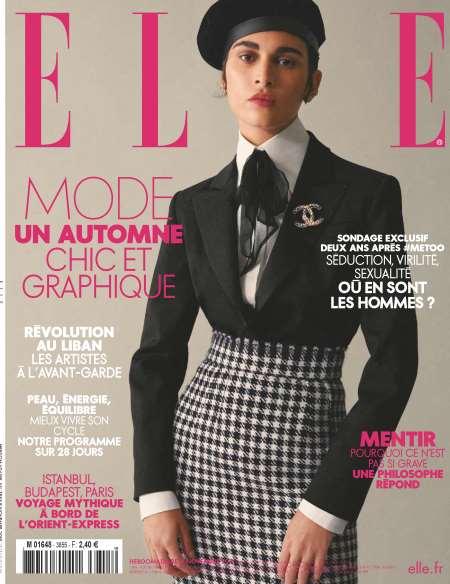 Abonnement de 12 mois au magazine Elle à 39€ (52 numéros) ou Télé 7 jours à 28€ (52 numéros)