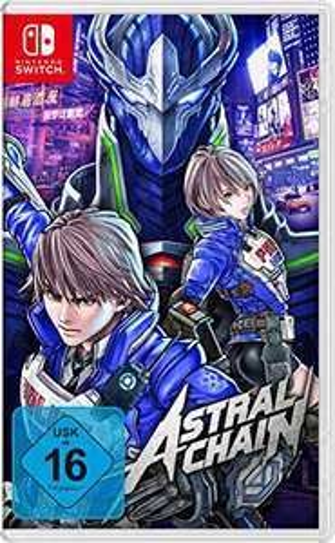 Astral Chain sur Nintendo Switch