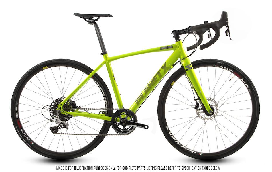 Vélo Planet X London Road Rival22 HRD (planetx.co.uk)