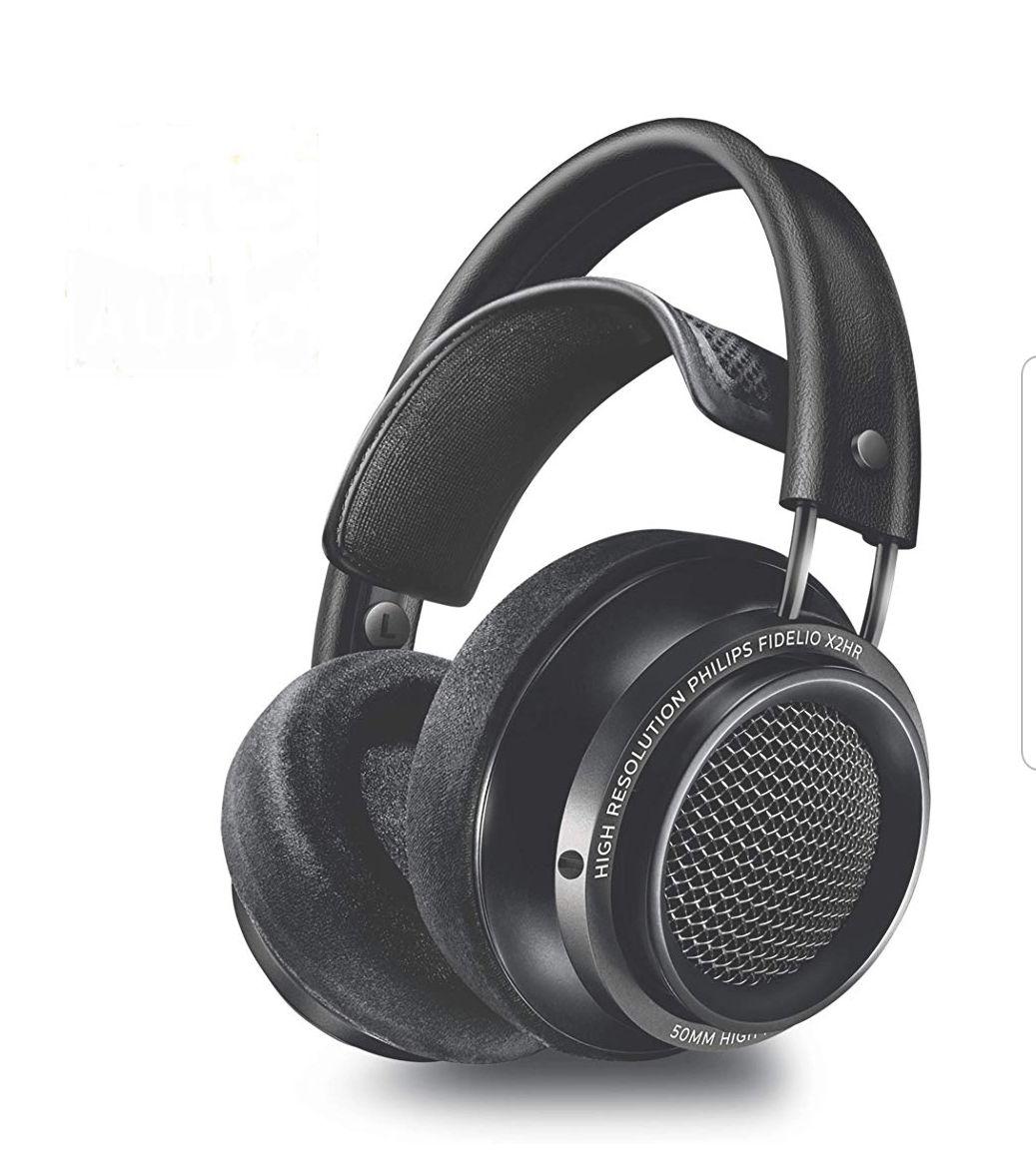 Casque audio filaire Philips Fidelio X2