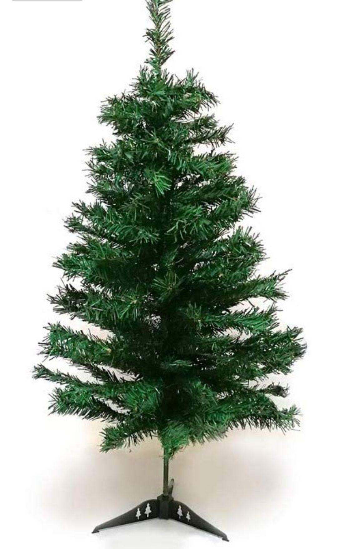 Sapin de Noël artificiel - 90 cm, 120 branches (vendeur tiers)