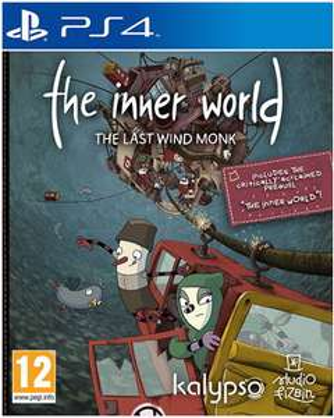 Jeu The Inner World: The Last Windmonk sur PS4