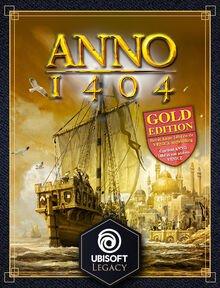Jeu Anno 1404 Gold Edition avec extension Venise sur PC (Dématérialisé - Uplay)