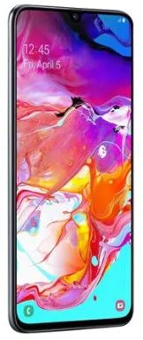 "Smartphone 6.7"" Samsung Galaxy A70 - 128 Go, noir"
