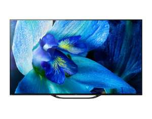 """TV OLED 65"""" SONY KD-65AG8 - 4K UHD, HDR10, Dolby Vision, Android TV"""