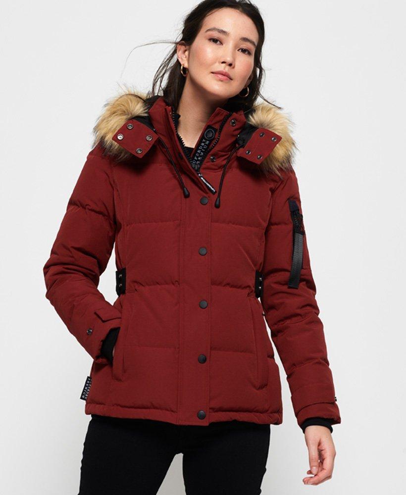Manteau Superdry Premium Rescue pour Femmes - Taille au Choix