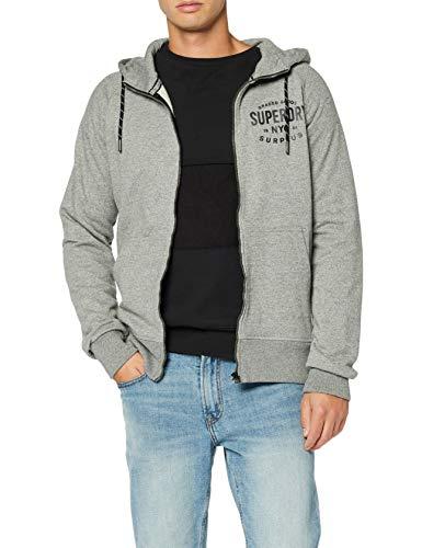 Sweat-Shirt à capuche Superdry Surplus Goods Ziphood - taille S M L