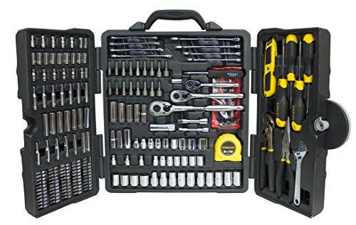 Sélection d'articles bricolage en promotion - Ex : Coffret d'outils Stanley STHT5-73795 - 210 pièces