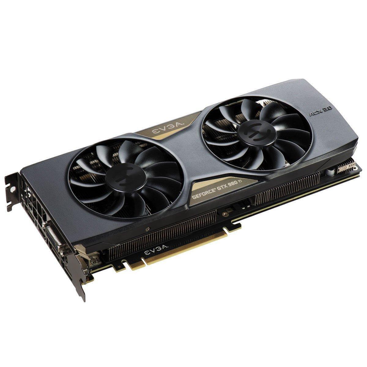Carte graphique Nvidia GeForce GTX 980 Ti (06G-P4-4995-KR) - 1190 MHz, 6144 Mo