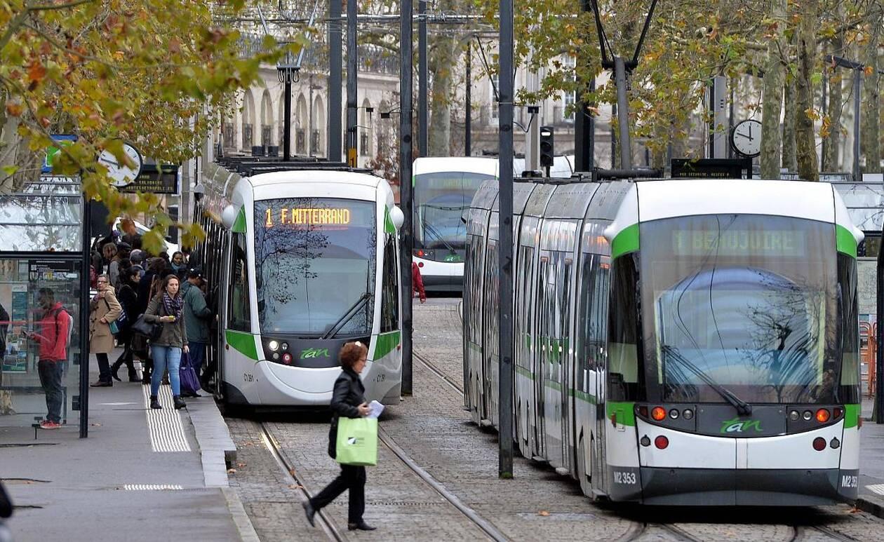 Transports gratuits durant les week-ends des 14-15 et 21-22 décembre - Réseau TAN Nantes (44)