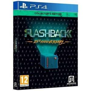 Flashback: Limited Edition sur PS4 (+1,00€ en SuperPoints)