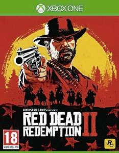 [CB Casino] Red Dead Redemption 2 sur Xbox One (Via 7,47 € sur la carte )