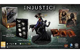 Pré-commande : Injustice Version Collector sur PS3 & XBOX 360