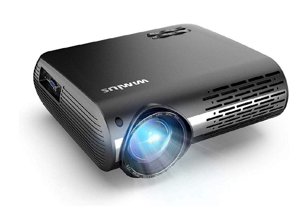 Vidéoprojecteur Wimius - 5800 Lumens, Full HD (Via Coupon - Vendeur Tiers)