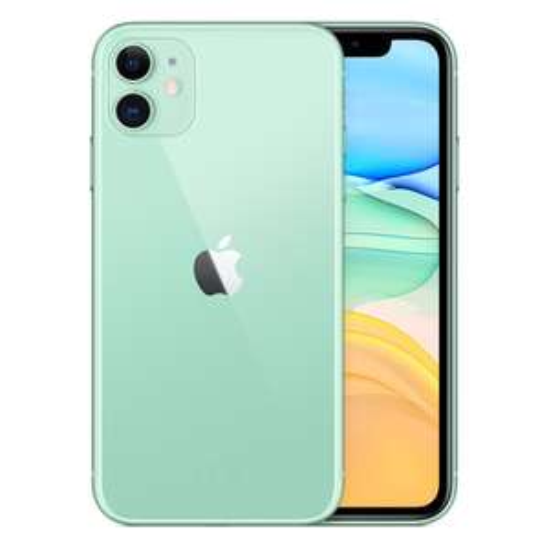 "Smartphone 6.1"" Apple iPhone 11 - HD Retina, A13, 4 Go de RAM, 64 Go - Vert"