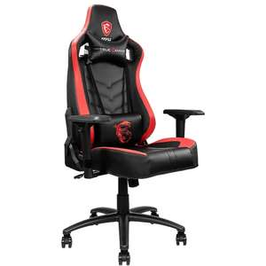 Fauteuil gaming MSI MAG CH110 + Pack Clavier / Souris MSI (Via ODR)