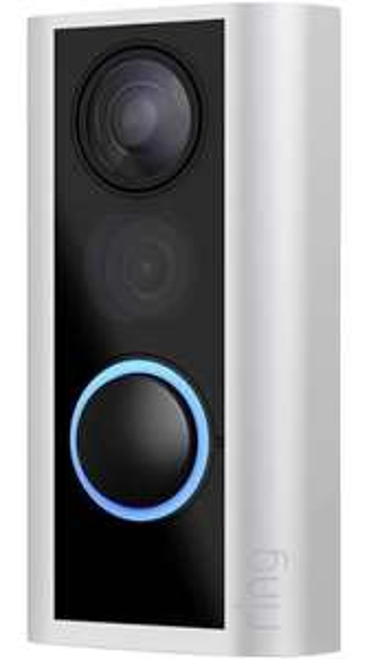 Sonnette intelligente Ring Door View Cam (119€ avec le code WELCOME19)