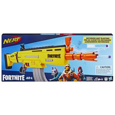 Jouet Nerf Fortnite AR-L
