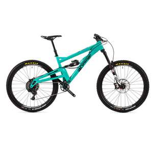 "VTT 27.5"" Orange Alpine 160mm"