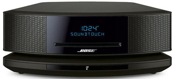 Chaîne Hifi Bose Wave Music system IV DAB - Noir
