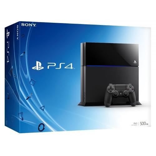 30% offerts en bon d'achat sur les Consoles et Jeux Vidéos - Ex : Console Sony PS4 500 Go - Noir ou blanc (avec 89.7€ en bon d'achat)