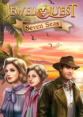 Jeu Jewel Quest: Seven Seas Collector's Edition gratuit sur PC (Dématérialisé)