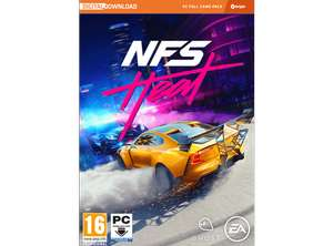 Need For Speed Heat sur PC, PS4 et Xbox One (Frontaliers Belgique)