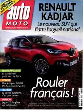 Abonnement de 24 Mois au magazine Auto Moto (20 Numéros)