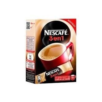 Boîte de sticks Nescafé 3 en 1