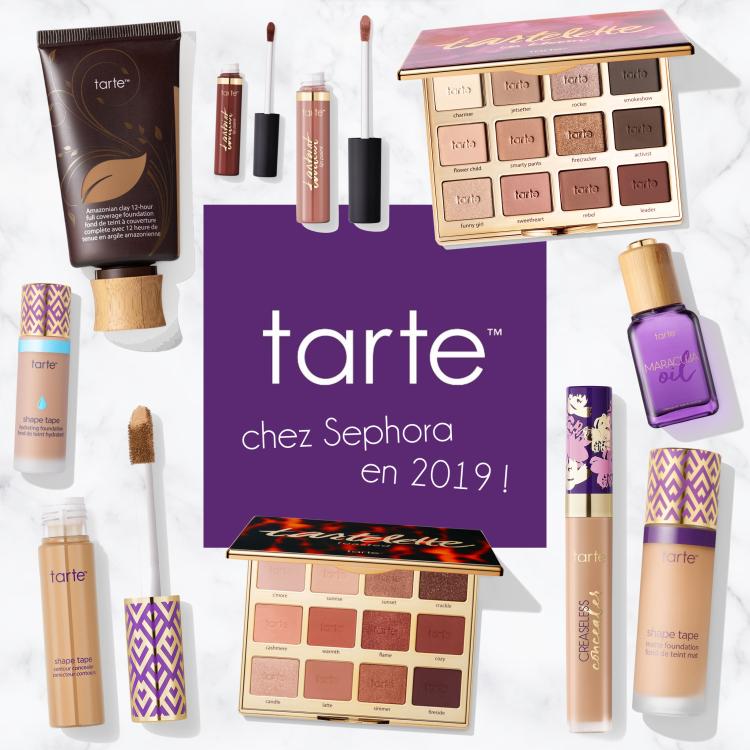 20% de réduction sur une sélection de produits Tarte - Ex : Tarte Shape Tape Contour Concealer