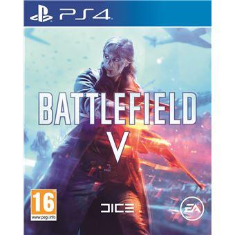 Battlefield V sur PS4 (Dématérialisé)