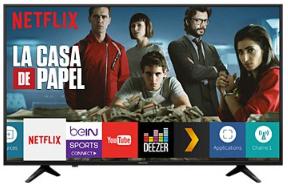 """TV 58"""" Hisense 58A6100 - LED, 4K UHD, HDR 10, Smart TV"""