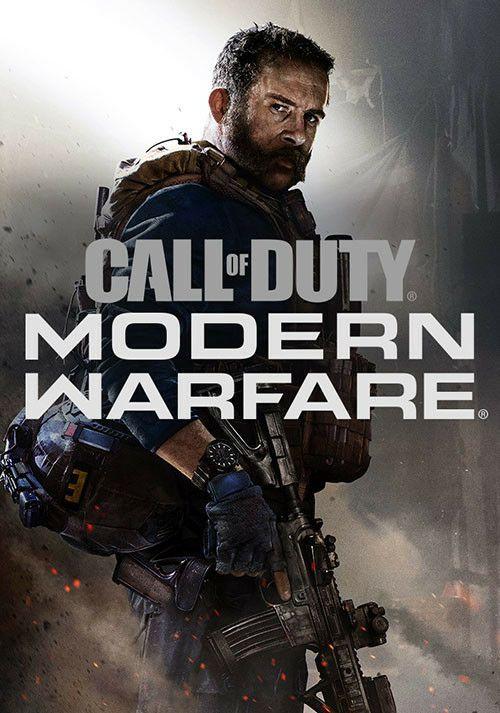 Jeu Call of Duty Modern Warfare sur PS4