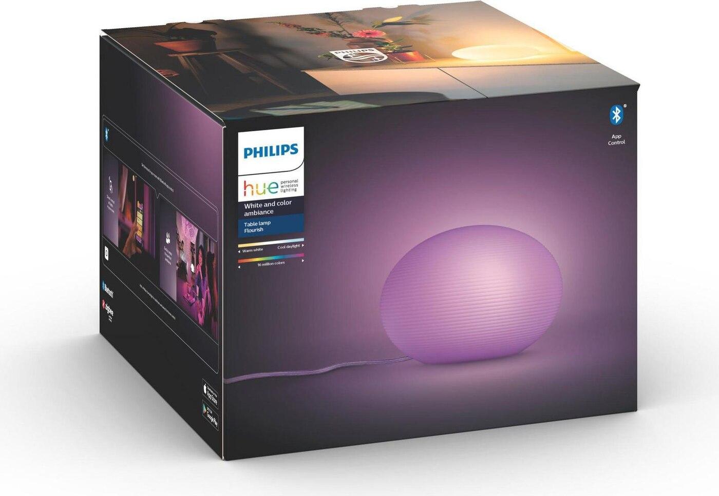 Lumière Philips Hue Flourish - Bluetooth (Frontaliers Suisse)