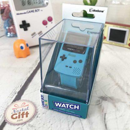 Montre Paladone Game Boy Color (nostalgift.com)