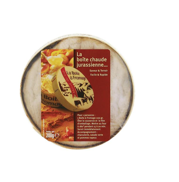 La boîte à fromage Jurassienne - 200 gr