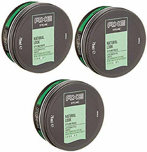 Lot de 3 Gels Axe Natural pour Hommes - 3 x 75ml
