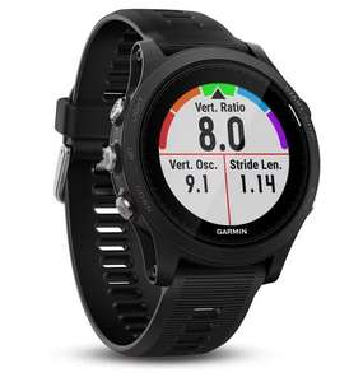 Montre GPS Garmin Forerunner 935 (Frontaliers Belgique)