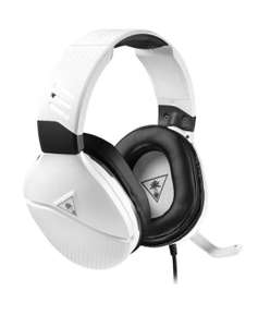 Casque gaming Turtle Beach Recon 200 blanc - Compatible PS4, Xbox One, Switch et PC (Vendeur tiers)