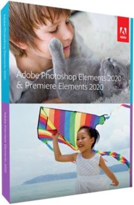 Logiciel Photo Adobe Photoshop et Premiere Elements sur PC (Frontalier Suisses)