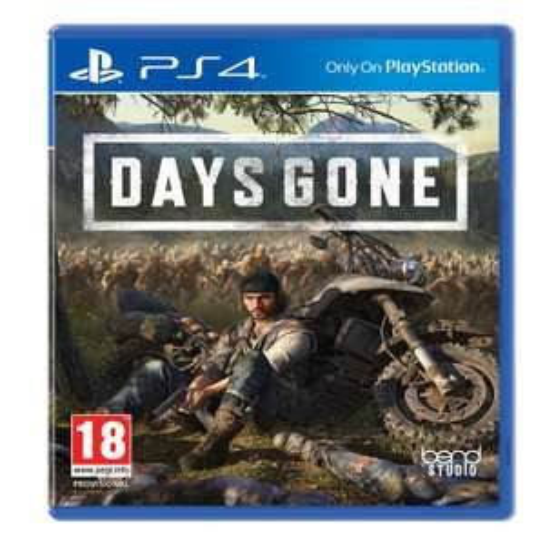 Days Gone sur PS4